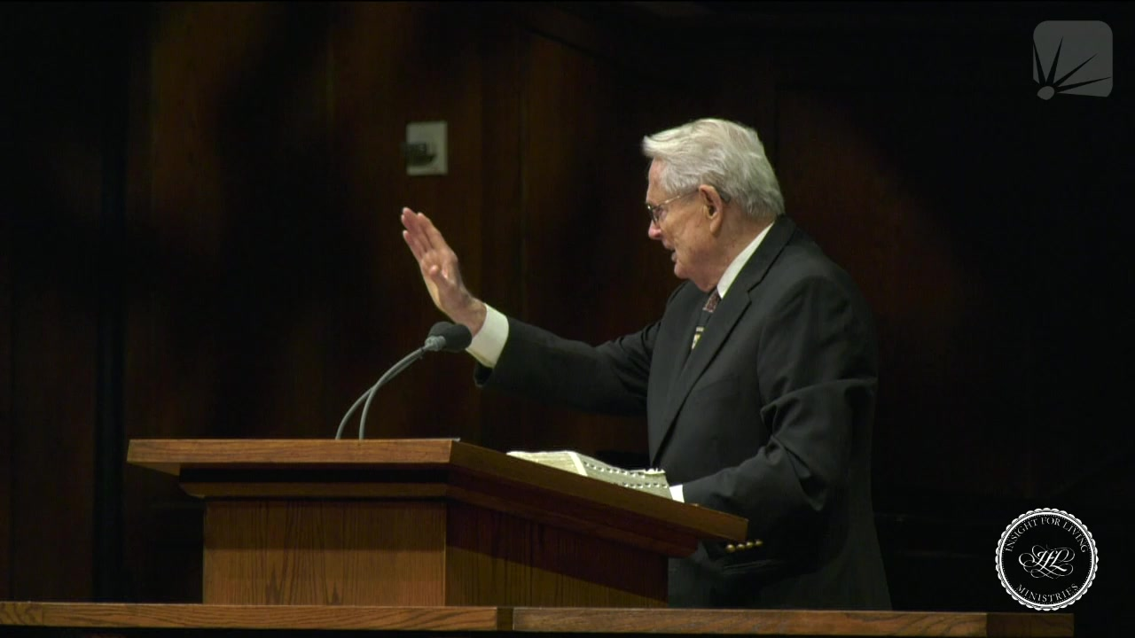 Chuck in pulpit 20200906