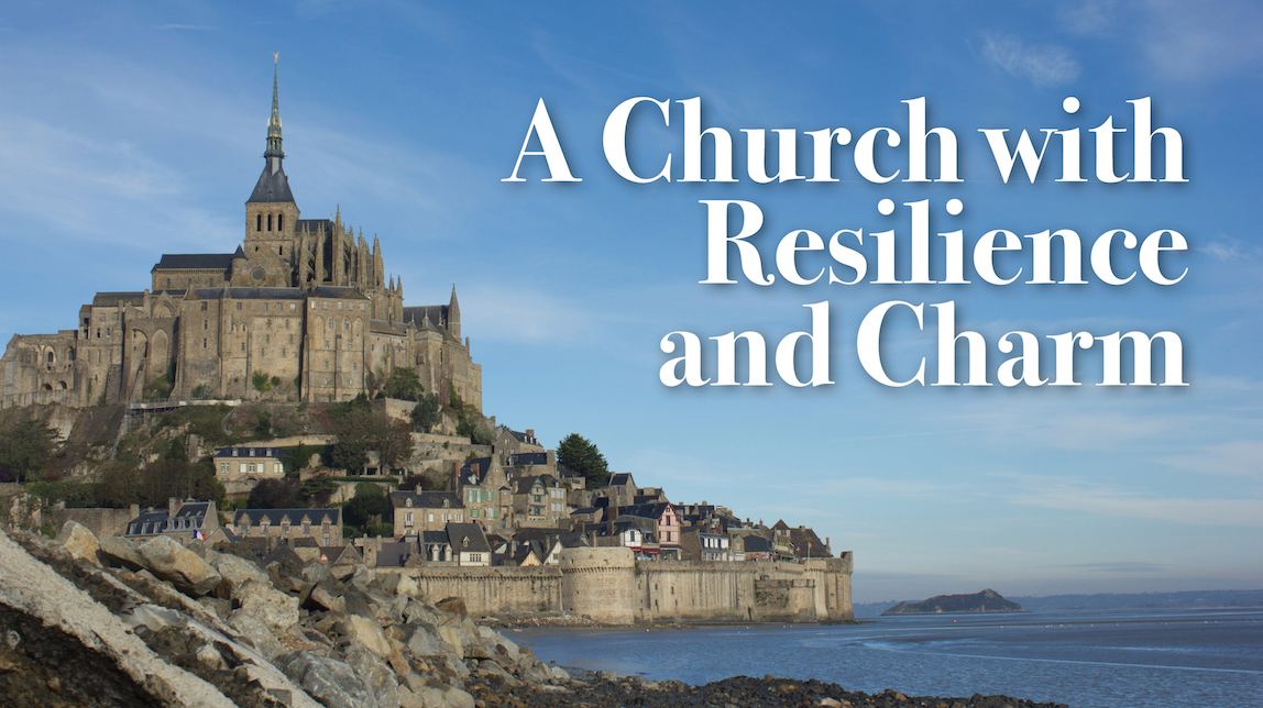 A Church with Resilience and Charm