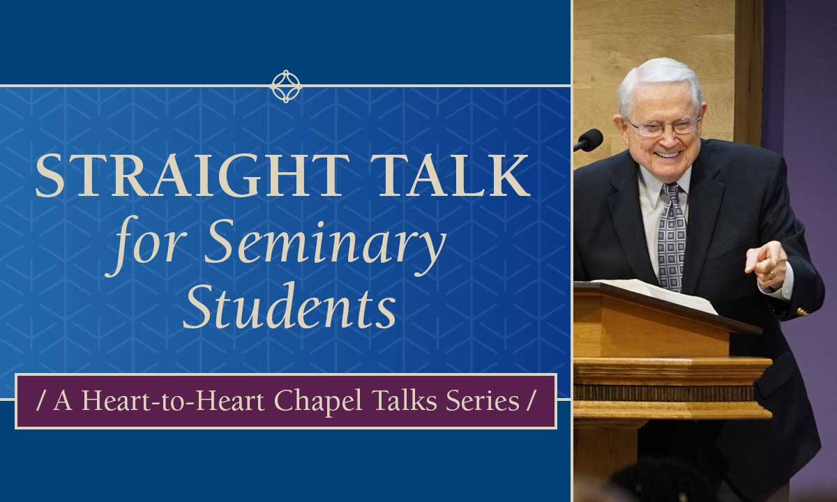 Current Broadcast - Hear Chuck Swindoll's message on Insight