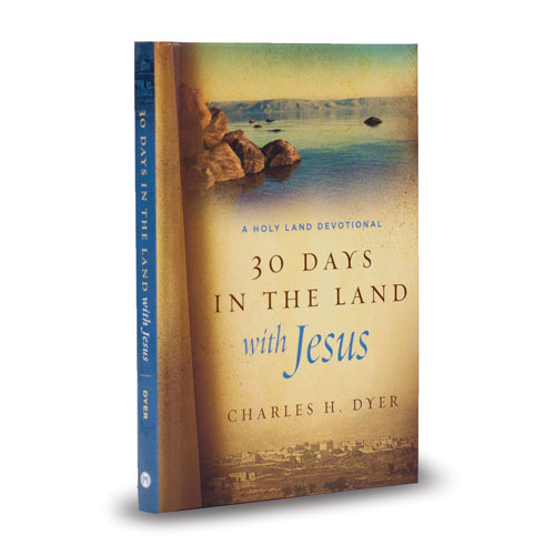 30 Days in the Land with Jesus