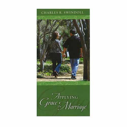 Applying Grace in Marriage