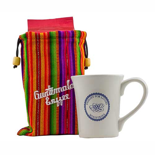 Guatemala Coffee and IFLM Mug Set