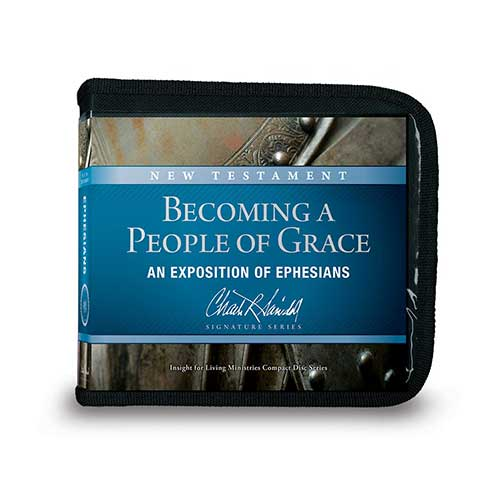 Becoming a People of Grace: An Exposition of Ephesians