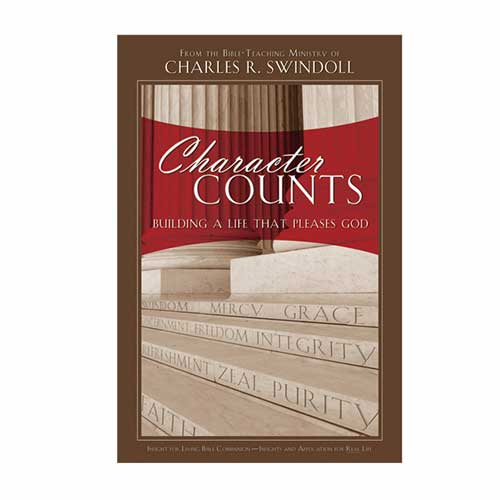 Character Counts: Building a Life That Pleases God Bible Companion