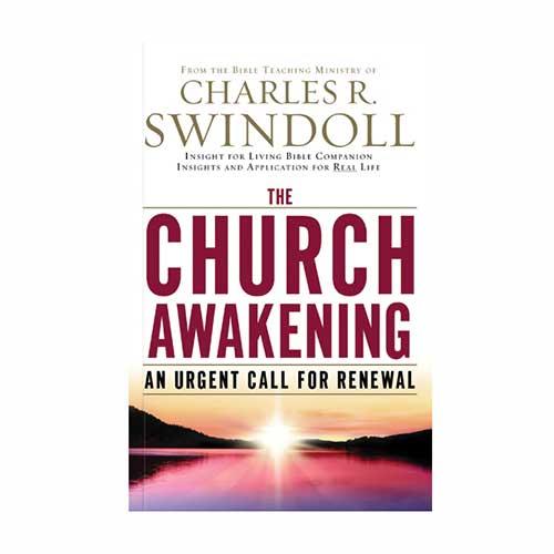 The Church Awakening: An Urgent Call for Renewal Bible Companion