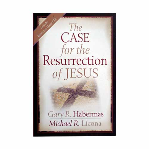 case for the resurrection of jesus 2017-4-7 the movie 'the case for christ' is released this weekend a scholar takes a close look at the claims for the historicity of jesus' resurrection.
