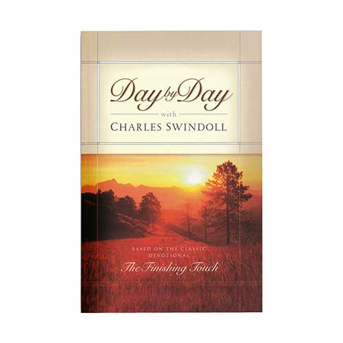 Day by Day with Charles Swindoll -<em>by Charles R. Swindoll</em>