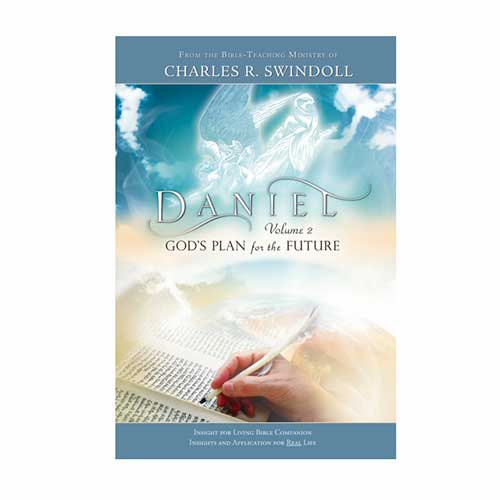 Daniel, Volume 2: God's Plan for the Future Bible Companion