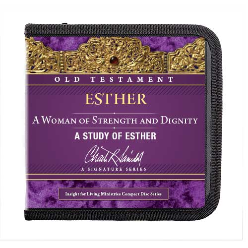 Esther: A Woman of Strength and Dignity—A Signature Series