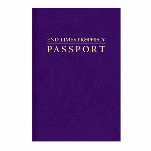 End Times Prophecy Passport –<em>by Insight for Living Ministries</em>