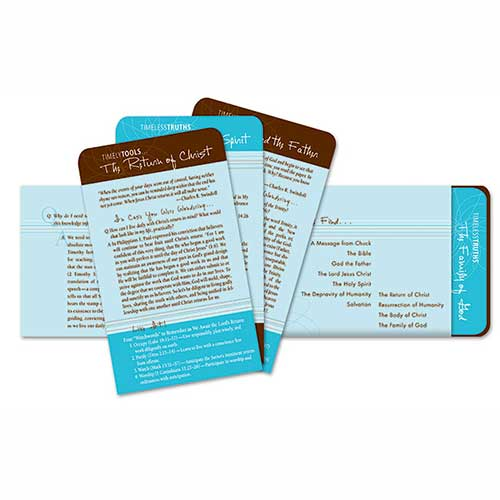 Essential Truths: A Pocket Guide for Growing Deep, card set
