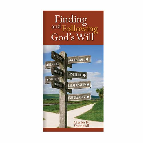 Finding and Following God's Will