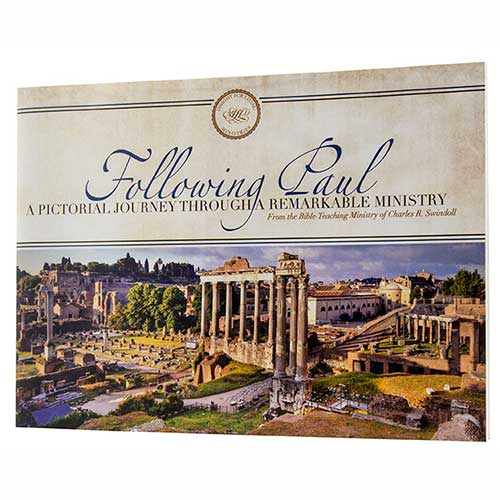 Following Paul:  A Pictorial Journey Through a Remarkable Ministry –<em>by Insight for Living Ministries</em>