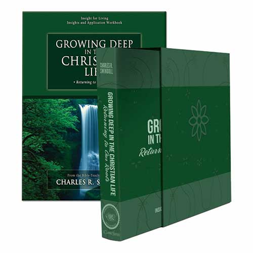 Growing Deep in the Christian Life: Returning to Our Roots - A Classic Series