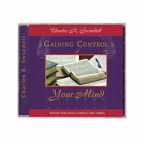Gaining Control of Your Mind