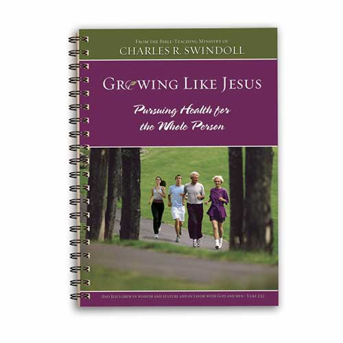 Growing Like Jesus: Pursuing Health for the Whole Person