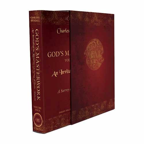 God's Masterwork, Volume Four: An Invitation to Return—A Survey of Hosea–Malachi -AClassicSeries