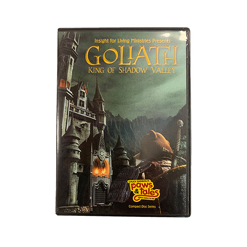 Paws & Tales: Goliath: King of Shadow Valley