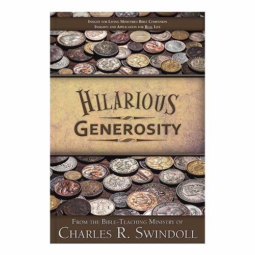 Hilarious Generosity Bible Companion