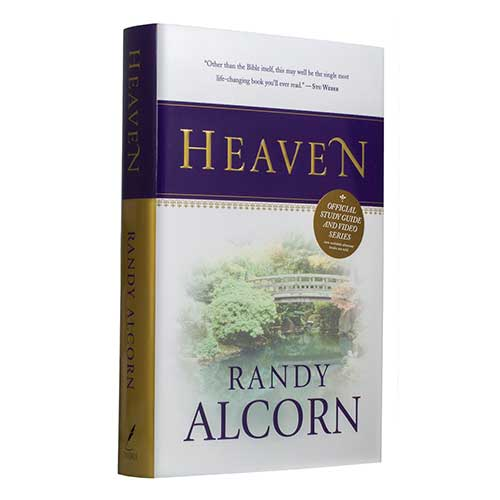 Heaven –<em>by Randy Alcorn</em>