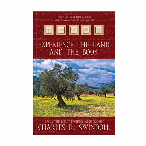 Experience the Land and the Book Bible Companion