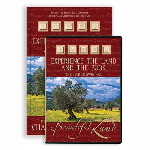 Experience the Land and the Book, DVD and Bible Companion Set