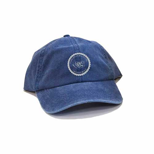 Insight for Living Ministries Denim Baseball Cap