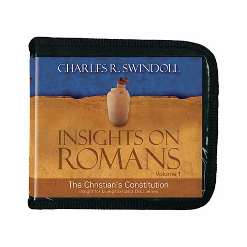 Insights on Romans: The Christian's Constitution, Volume 1