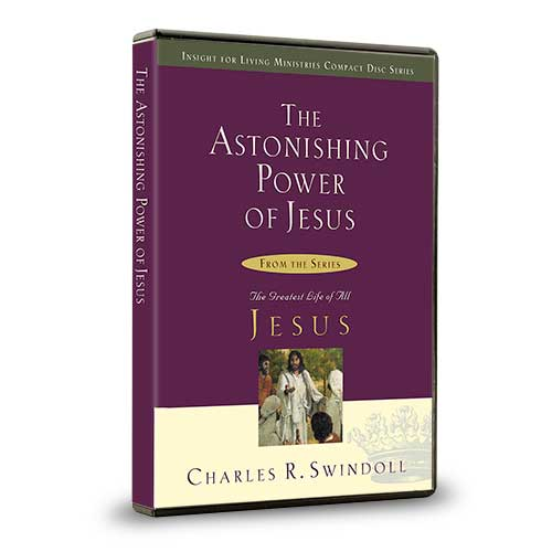The Astonishing Power of Jesus