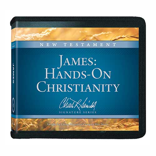 James: Hands-On Christianity - A Signature Series