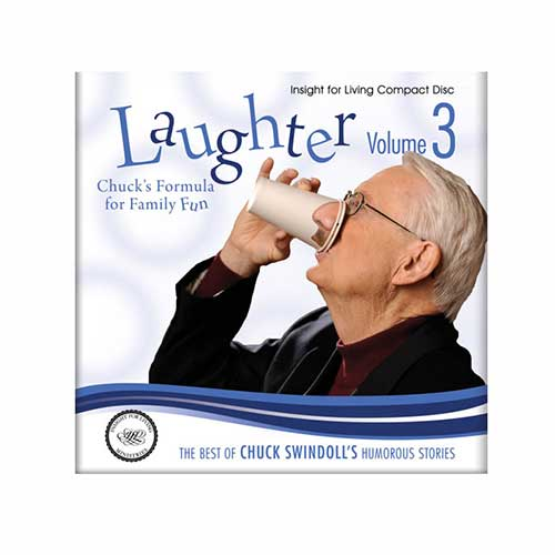 Laughter, Volume 3: Chuck's Formula for Family Fun