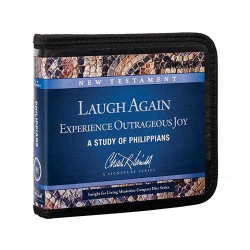 Laugh Again: Experience Outrageous Joy (Philippians)