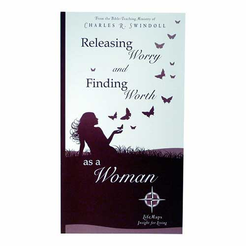Releasing Worry and Finding Worth as a Woman