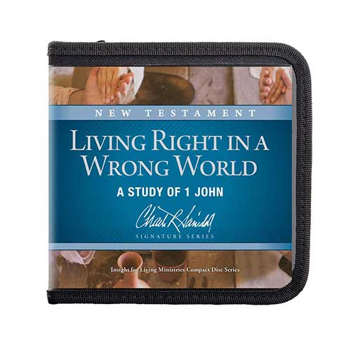 Living Right in a Wrong World (1 John)