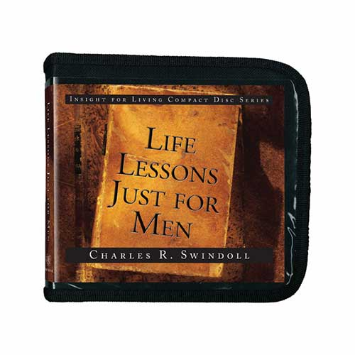 Life Lessons Just for Men