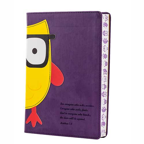 Kids Slimline Bible, NLT version