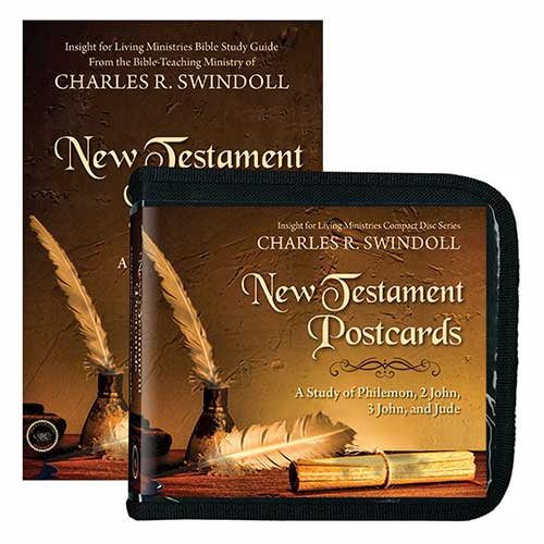 New Testament Postcards: A Study of Philemon, 2 John, 3 John, and Jude