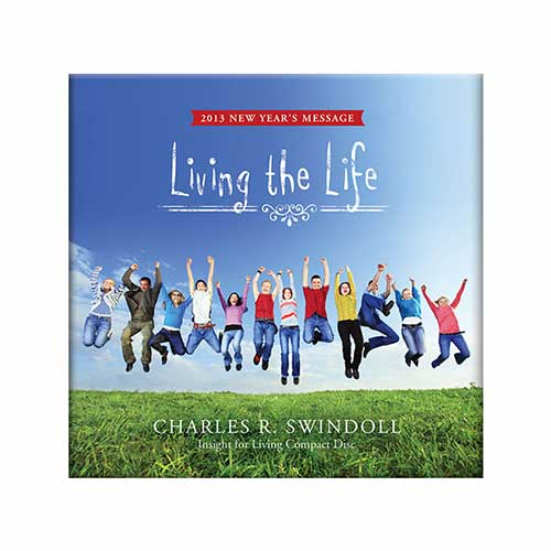 Living the Life: New Year's Message 2013