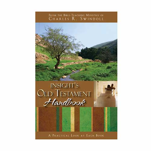 Insight's Old Testament Handbook: A Practical Look at Each Book