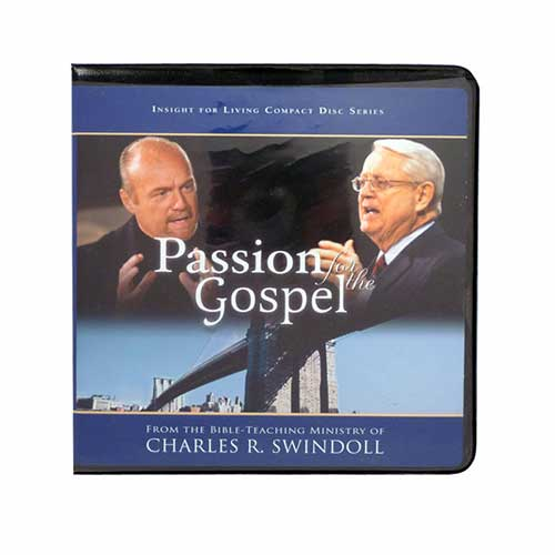 Passion for the Gospel