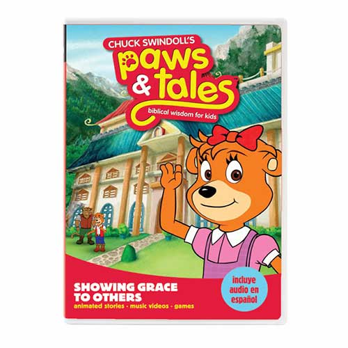 Paws & Tales: Biblical Wisdom for Kids: Showing Grace to Others