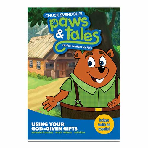 Paws & Tales: Biblical Wisdom for Kids: Using Your God-Given Gifts