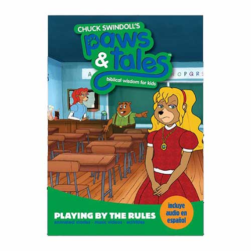 Paws & Tales: Biblical Wisdom for Kids: Playing by the Rules