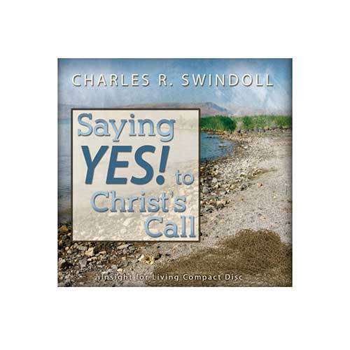 Saying Yes! To Christ's Call