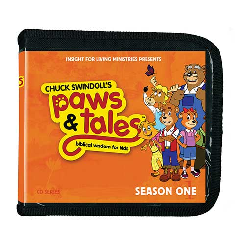 Paws & Tales: Season One