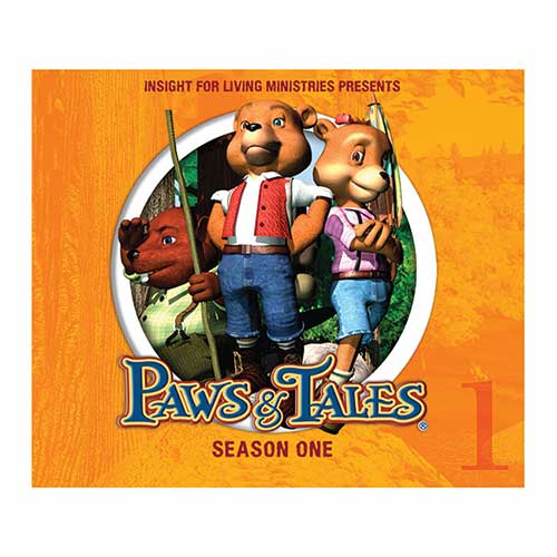 Paws & Tales: Hold the Anchovies  (Episode #16)