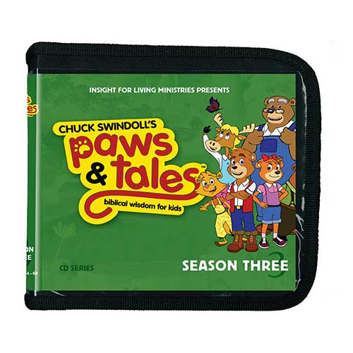 Paws & Tales: Season Three