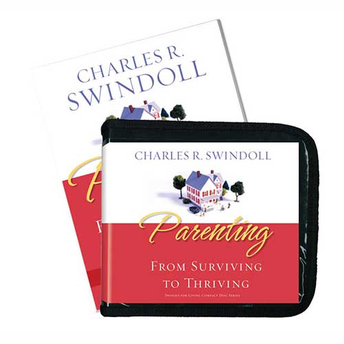 Parenting: From Surviving to Thriving
