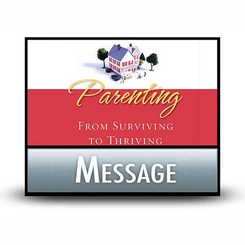 Affirming and Encouraging Words to Parents