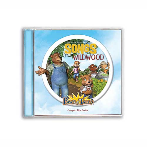 Paws & Tales: Songs from Wildwood